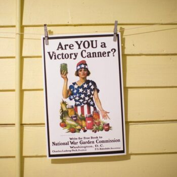 Are YOU A Victory Canner