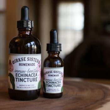 Custom Echinacea Tincture Labels