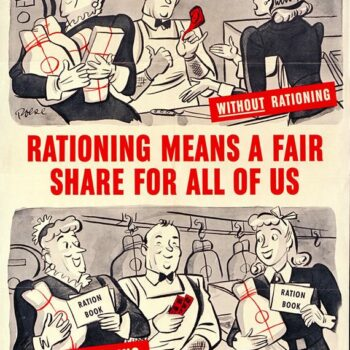 Rationing Means a Fair Share for Everyone