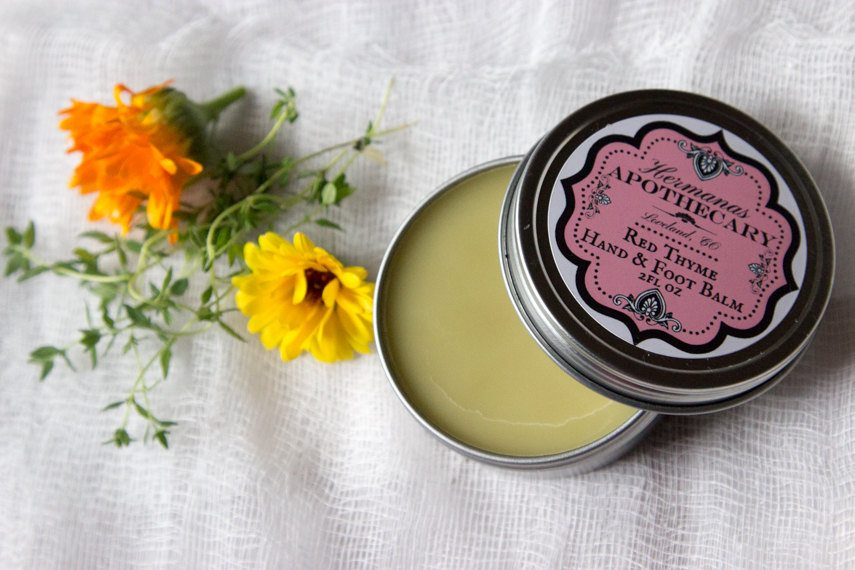 Red Thyme Healing Hand & Foot Balm