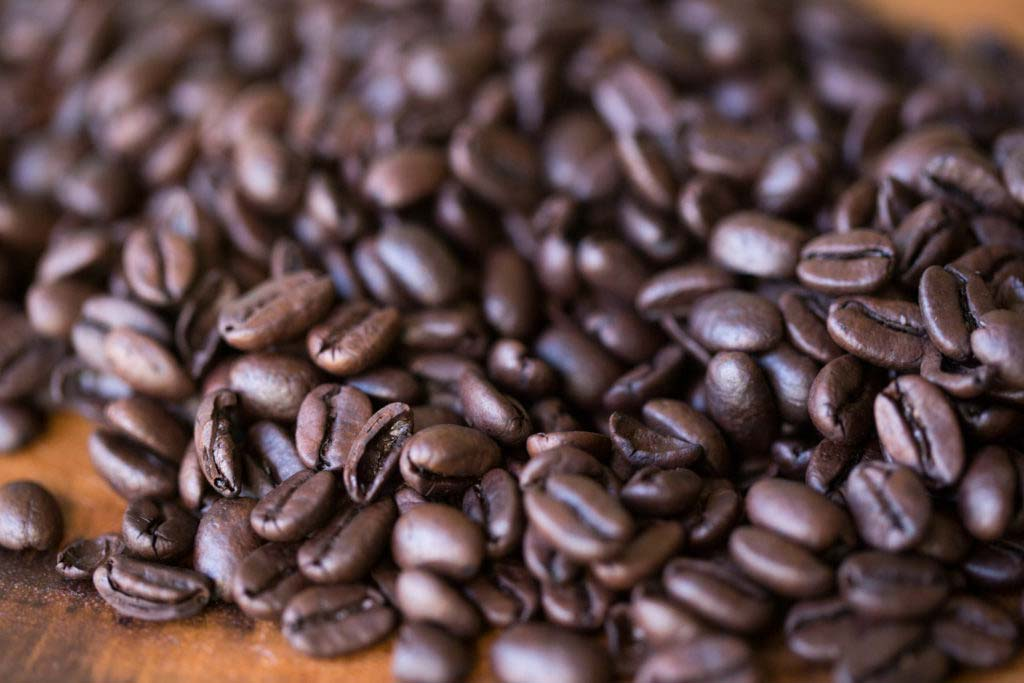 beans for homemade coffee liqueur