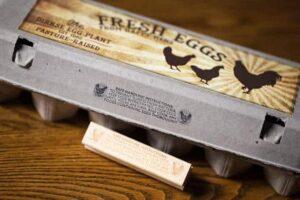 FDA Egg Stamp – Rising Sun