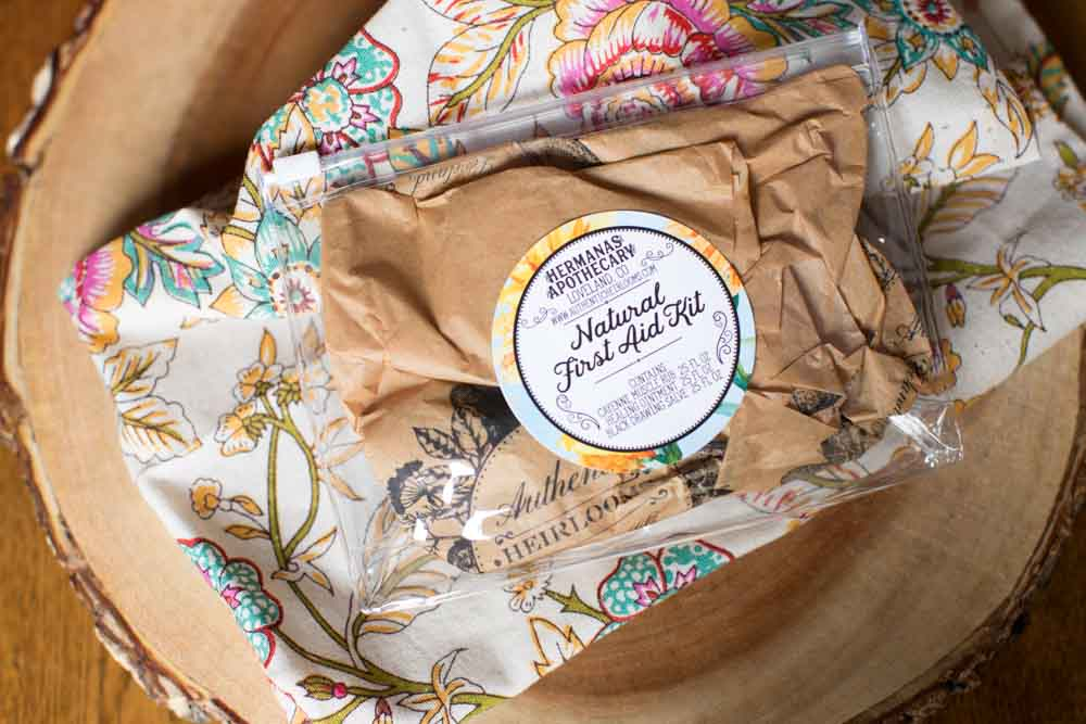 Hermanas Apothecary - Natural First Aid Kit