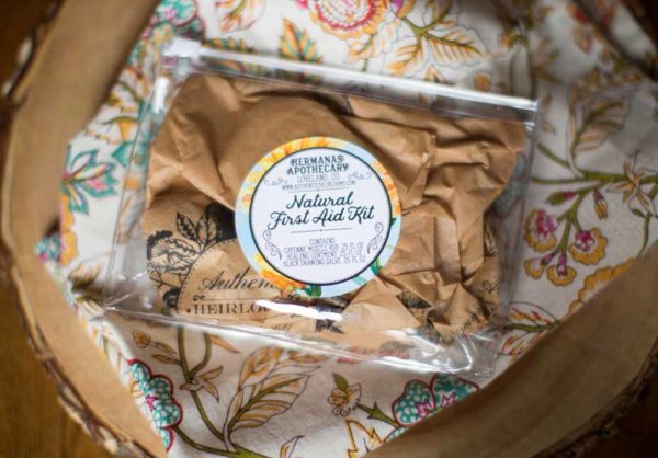 Natural First Aid Kit - Hermanas Apothecary