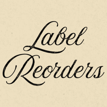 Label Reorders