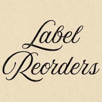 Label Reorders