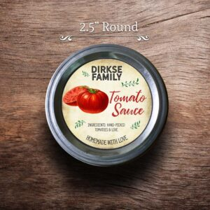 Diced Tomato Labels Tomato Juice Labels Tomato Stickers #806T Canned Tomato Labels Tomato Paste Labels Mason Jar Labels Canning Labels
